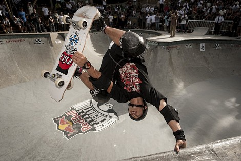 Christian Hosoi - legend in Prague