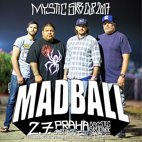 MadBall (USA) / SUNDAY July 2ND