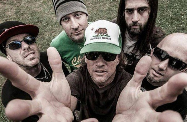 Kalifornští Ugly Kid Joe na Mysticu!