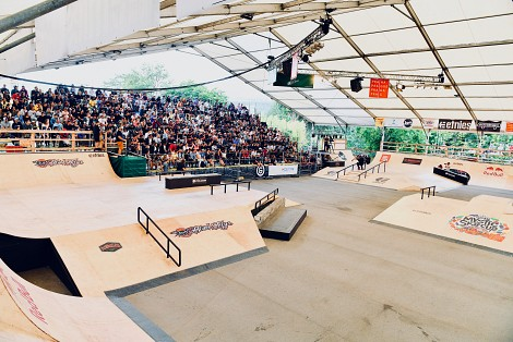 Mystic Sk8 Cup 2019 - World Cup Skateboarding